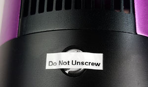 Desiccant Chamber Sealing Screw