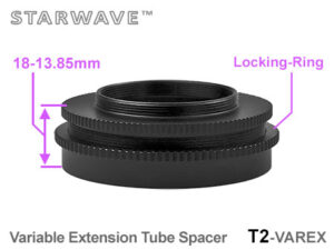 Variable extension spacer